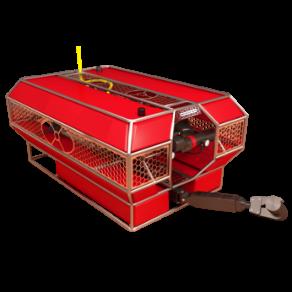 COMMANDERMK-III ROV