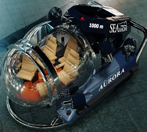 submarino seamagine