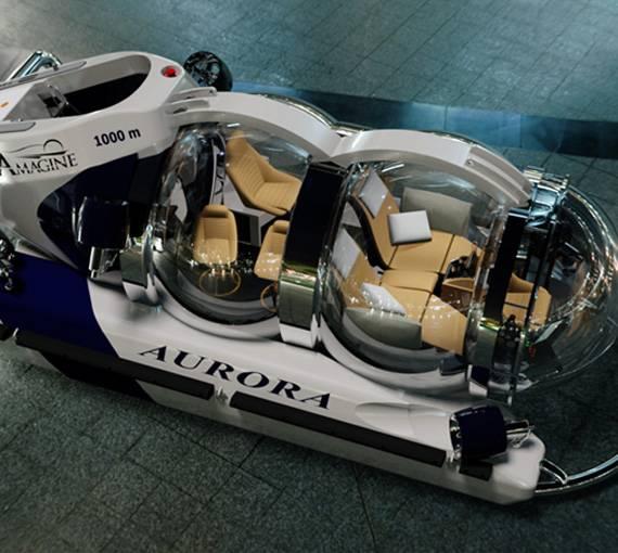 submarino tripulado