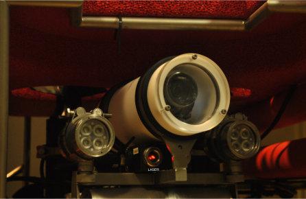 Laser ROV