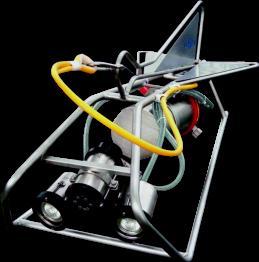 vehiculo remocaldo mini observer