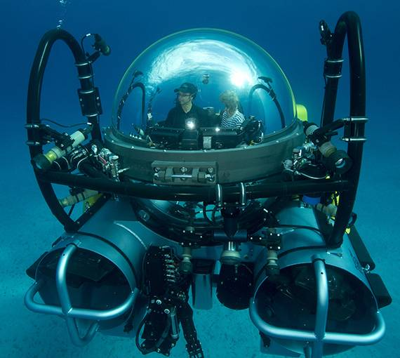 submarino ocean pearl
